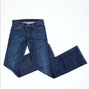 "Citizens of Humanity ""Kelly"" Bootcut Stretch Jeans"